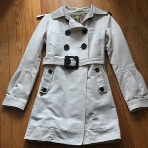 Soia & Kyo ivory trench